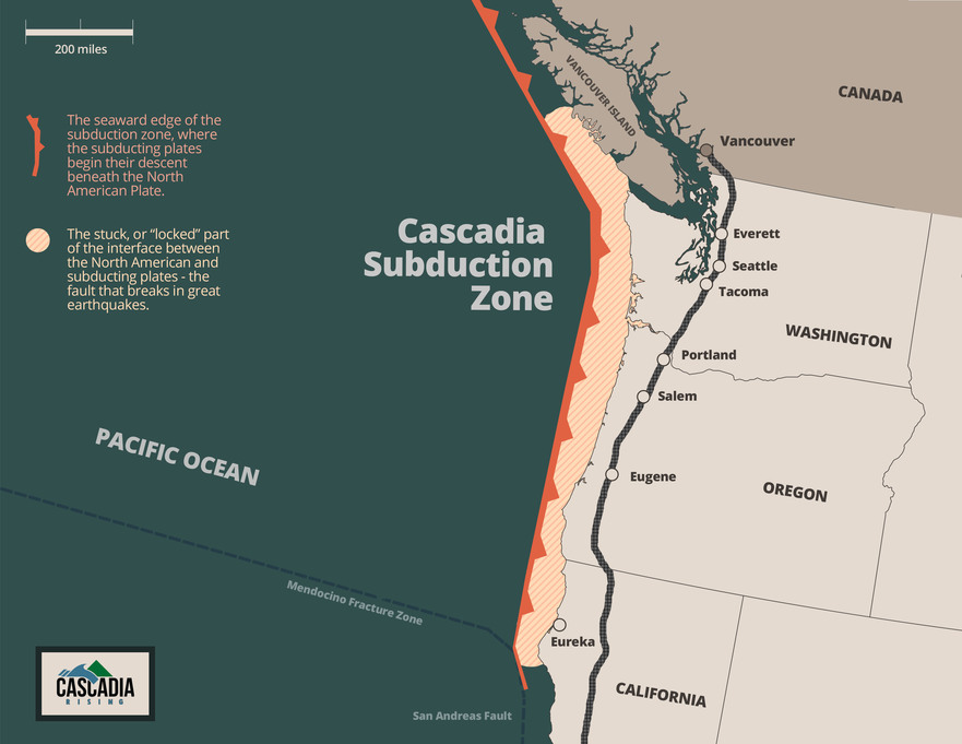 Communicating Cascadia's Earthquake Risk AGI002