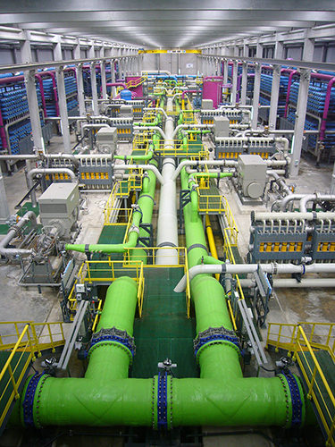 Desalination as a Source of Fresh Water AGI003